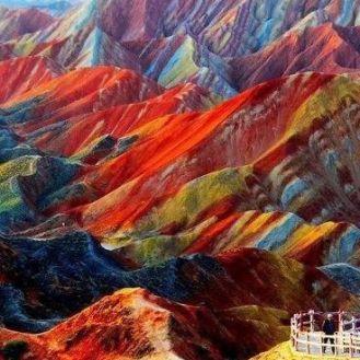 RED STONES, CHINA
