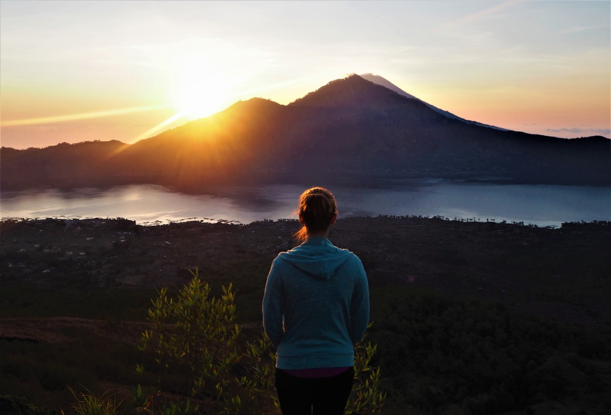 BALI BUCKET LIST: SUNRISE TREK, MOUNT BATUR